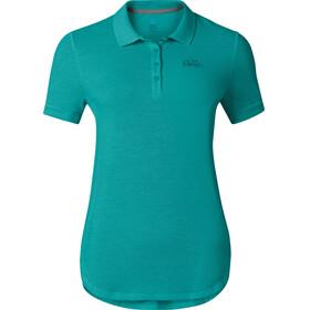 Odlo Trim t-shirt Dames turquoise